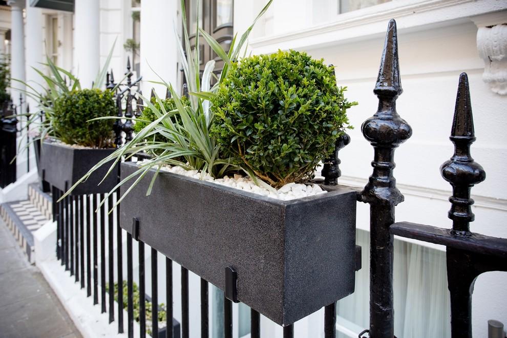 Central London Townhouse - Contemporary - Balcony - London ...