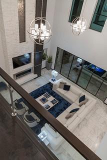 Florida Modern Home Contemporary Balcony Orlando