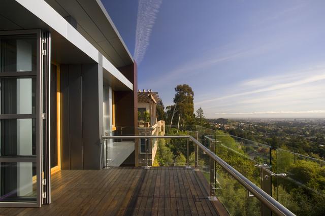 Gravatt House contemporary-deck