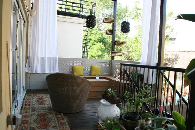 Hoboken Terrace 1 contemporary-porch