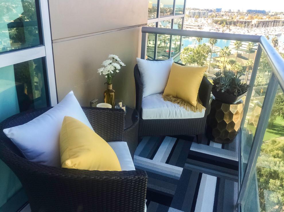 Indoor-to-Outdoor Patio Living Spaces