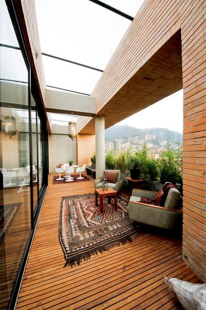 Kubik 90 - Bogota contemporary-deck