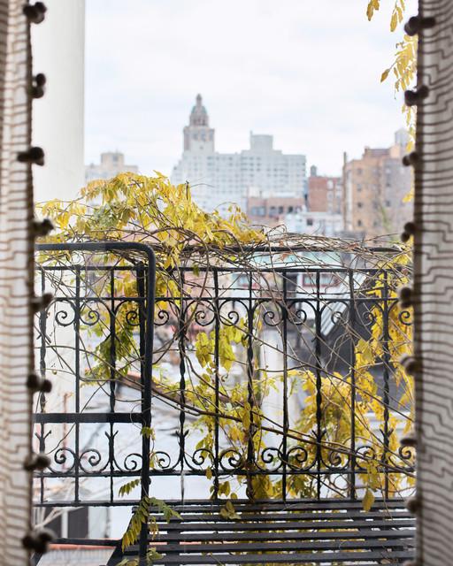 Linnea johansson new york city balcony new york by for Balcony new york