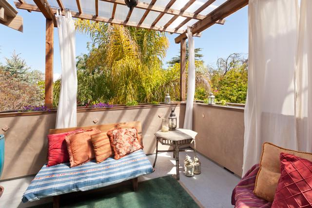 Mediterraner Balkon Home Ideen