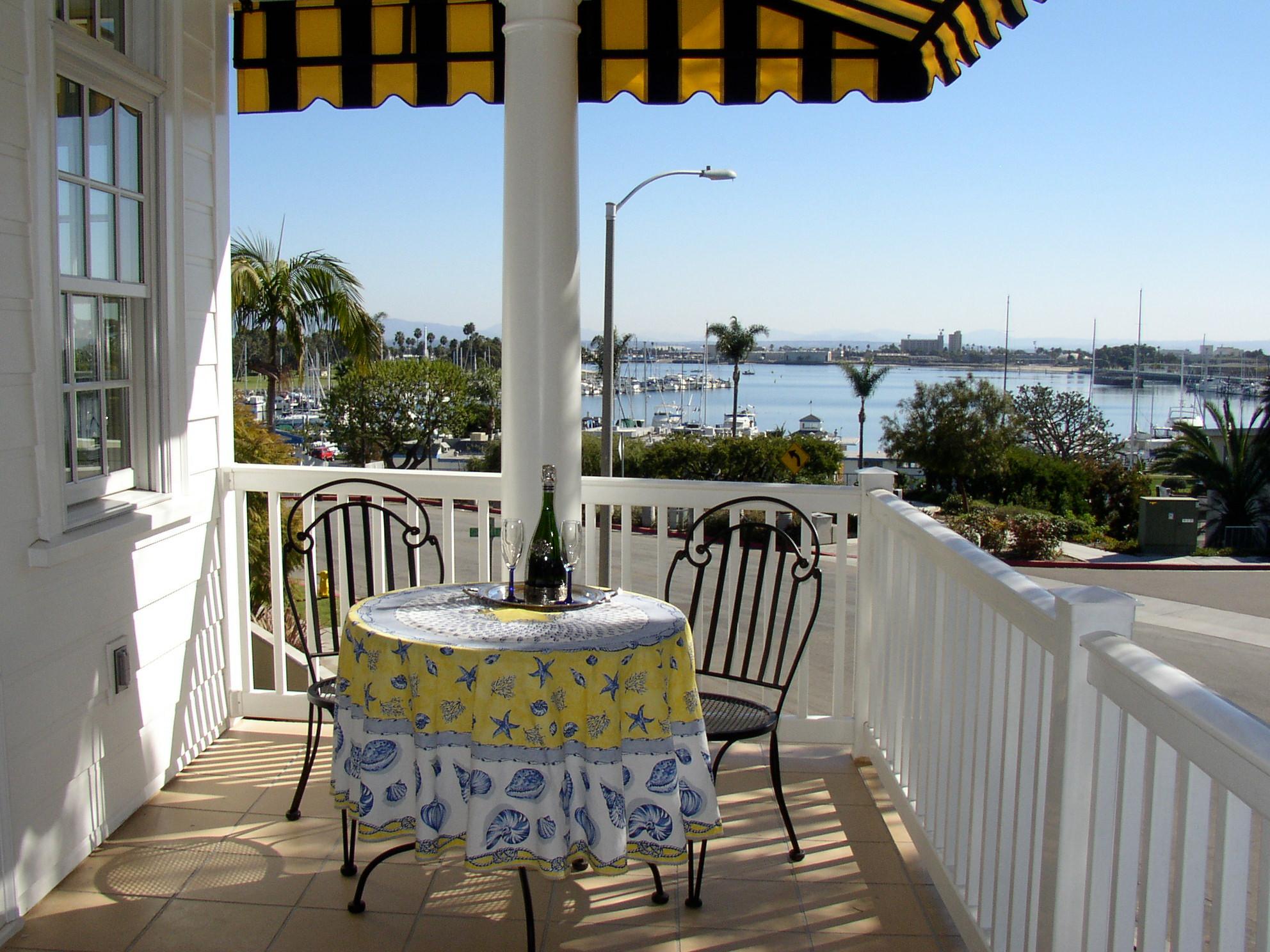 view of Glorietta Bay
