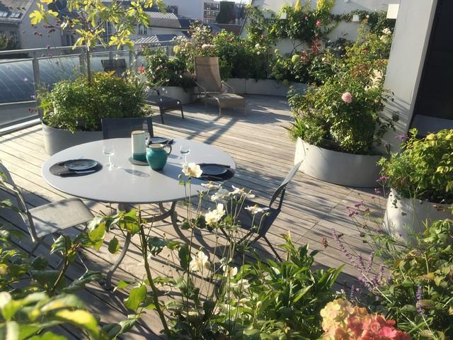 Jardins terrasses paris en france suisse for Resto paris terrasse jardin
