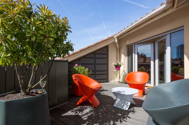 balkon auf stelzen kosten innenr ume und m bel ideen. Black Bedroom Furniture Sets. Home Design Ideas