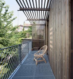 Terrasse couverte en bois : Photos et idées déco