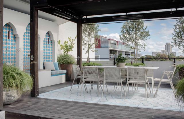 2017 Silver Award Rooftop Garden Secret Gardens