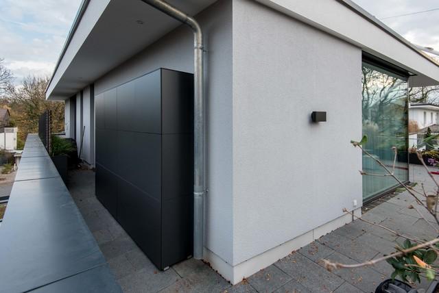 m nchen terrassenschrank auf dachterrasse modern terrasse other metro von design garten. Black Bedroom Furniture Sets. Home Design Ideas