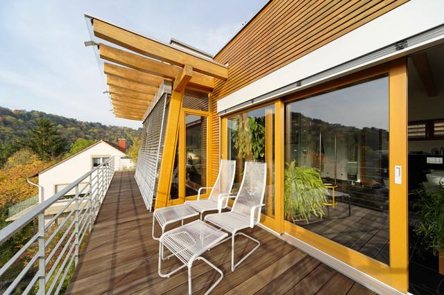 sanierung und erweiterung wohnhaus s. Black Bedroom Furniture Sets. Home Design Ideas