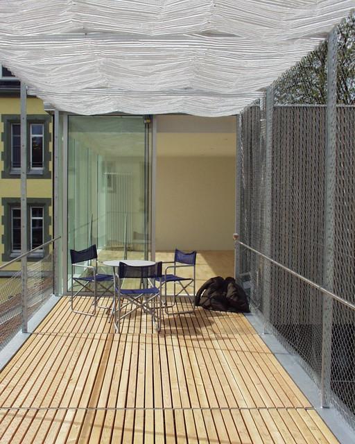 umbau eines wohnhauses. Black Bedroom Furniture Sets. Home Design Ideas