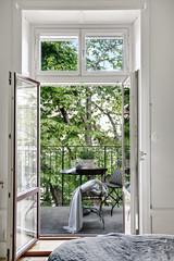 Юридически Можно ли сделать французское окно на балкон (12 photos)