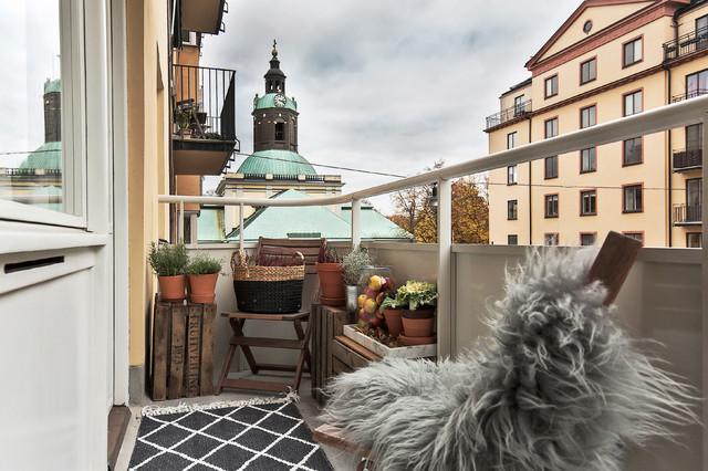 Kungsholms Kyrkoplan skandinavisk-altan