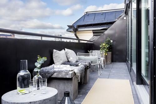 Langer Schmaler Balkon.10 Luftige Tipps Einen Schmalen Balkon Einzurichten