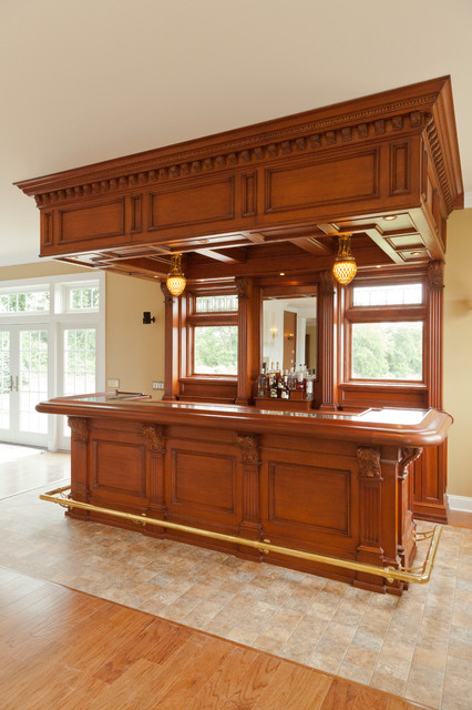 Classic Residential Bar Design
