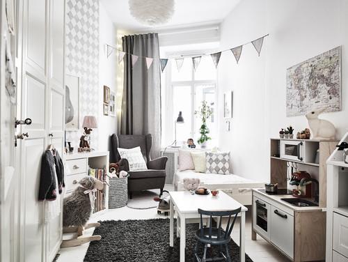 kleine zimmerrenovierung design stauraum kinderzimmer, kleines kinderzimmer einrichten – 7 tipps, mit denen es gelingt, Innenarchitektur