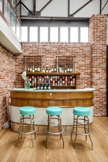 Bar de salon : Photos et idées déco de bars de salon