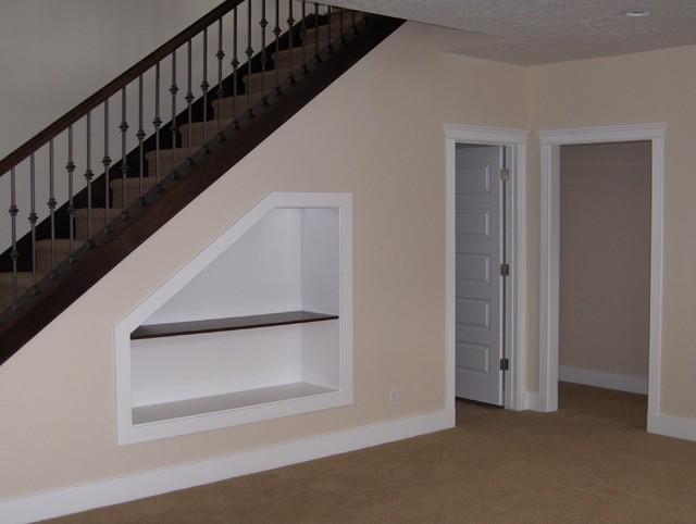1418 E. Bannock traditional-basement