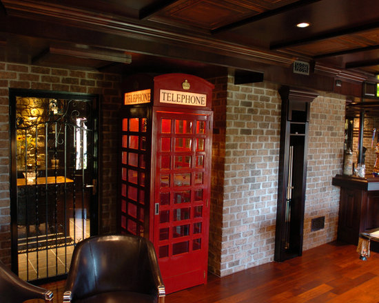 Phone Booth Home Design Ideas, Pictures, Remodel and Decor
