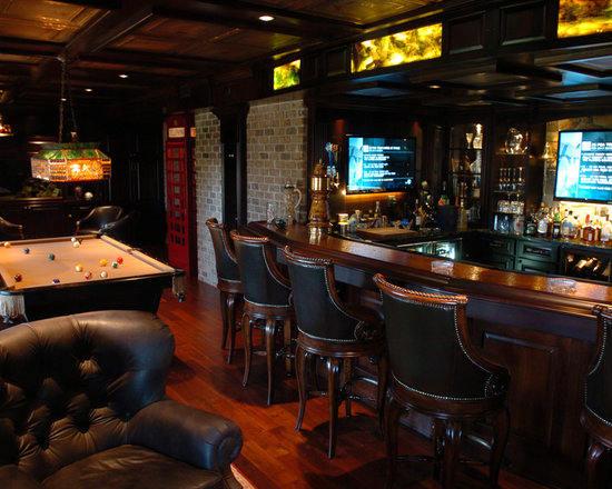 English Pub Home Design Ideas Pictures Remodel And Decor
