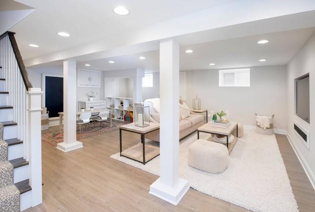 Ash transitional-basement
