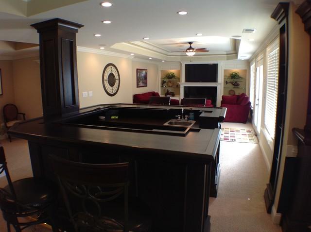 atlanta basement traditional basement atlanta by