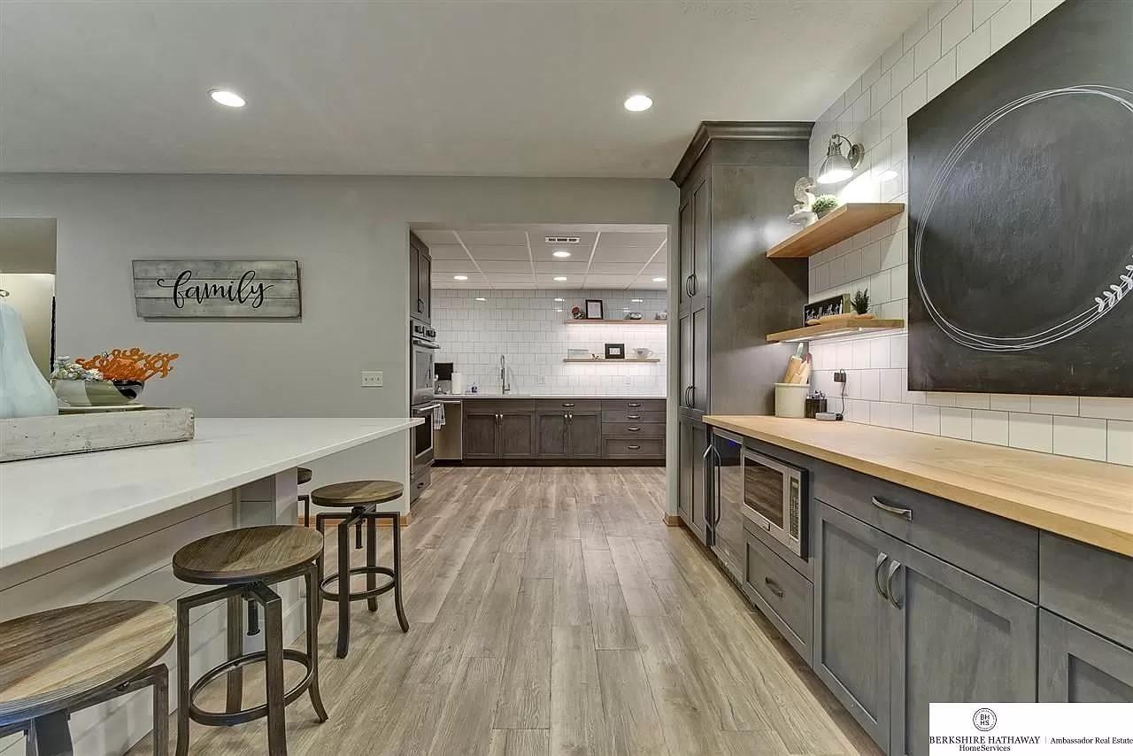 Baker's Delight Basement Kitchen