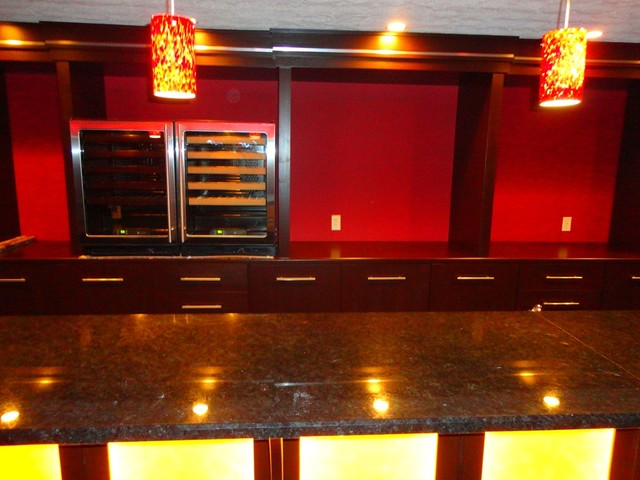 Basement Bar Pendant Lighting