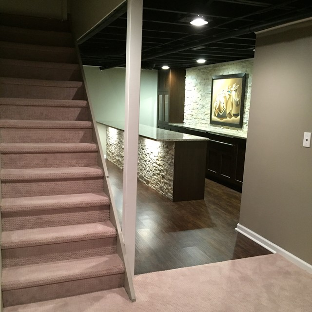 Basement Basking Ridge NJ