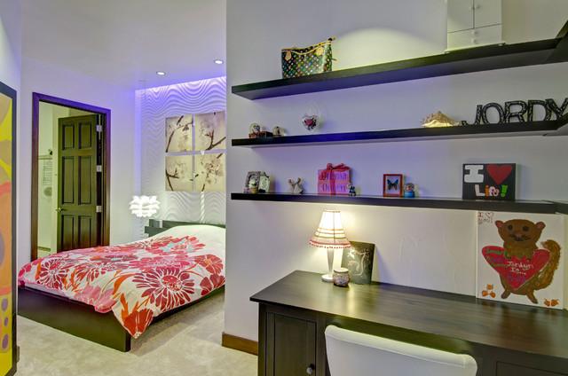 kids basement bedroom. Basement Bedroom Desk Contemporary Kids Denver By Finished Base  home decor Xshare us