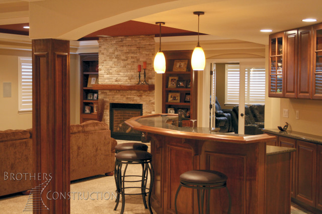 Basement Remodeling Ideas Basement Finishing Denver Enchanting Basement Remodeling Denver
