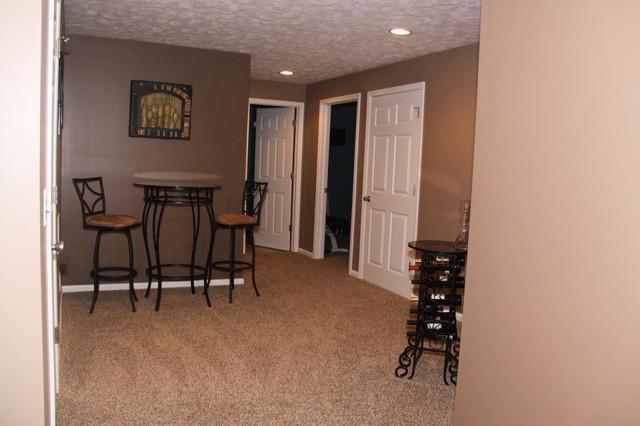 Basement Foyer Ideas : Basement hallway design ideas