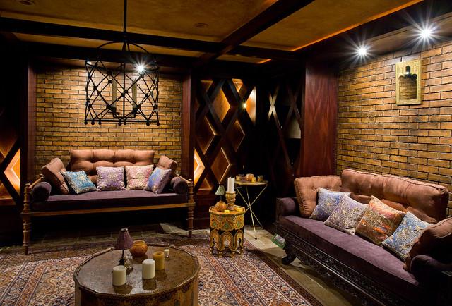 & Basement lounge