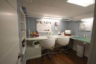 Basement (Lounge/Wine Room/Sewing Studio/Bedroom/Laundry Room) - Contemporary - Basement - new ...