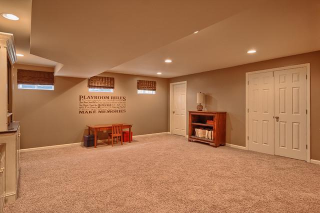 basement playroom basement