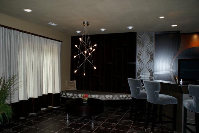 Basement Remodel contemporary-basement