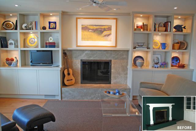 Basement Remodel- Chicago North traditional-basement