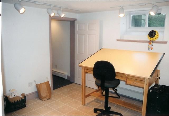 basement remodeling brookline traditional basement