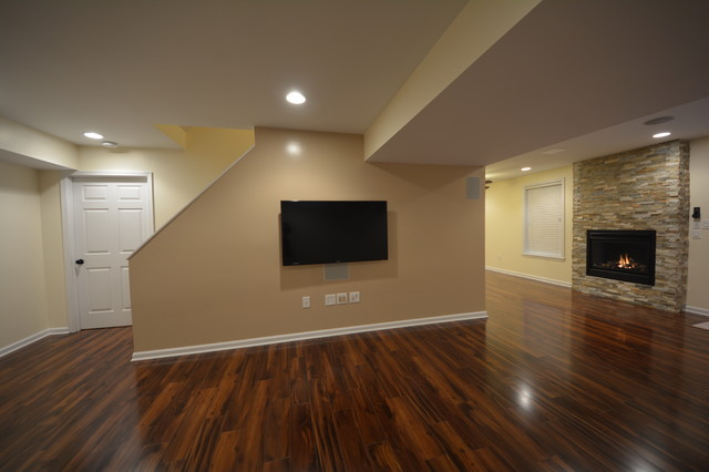 Basement Remodeling Columbia Md Contemporary