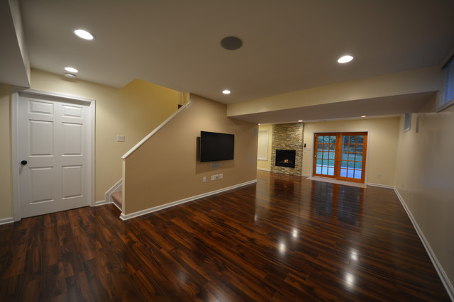 Basement remodeling columbia md for Flooring company columbia md