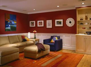 basement renovation - bedroom, playroom, bathroom, laundry