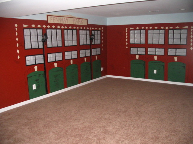 Basements eclectic-basement