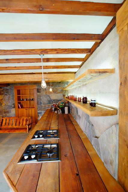 Bonny Doon contemporary-basement