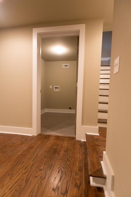 Brannen Renovation traditional-basement