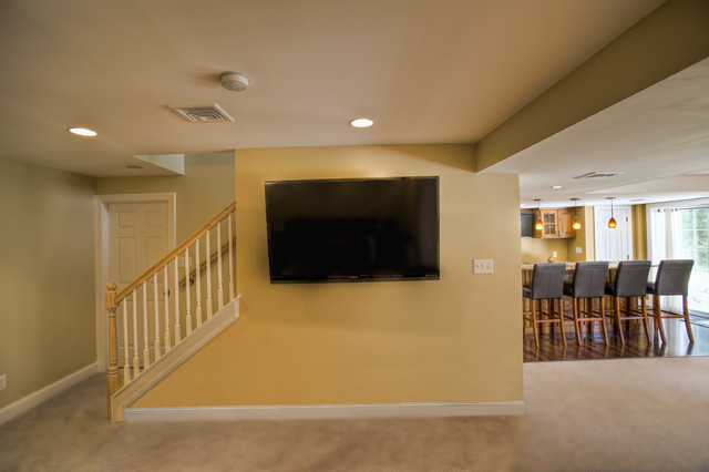 Basement finished basement cost - Finished basements ideas ...