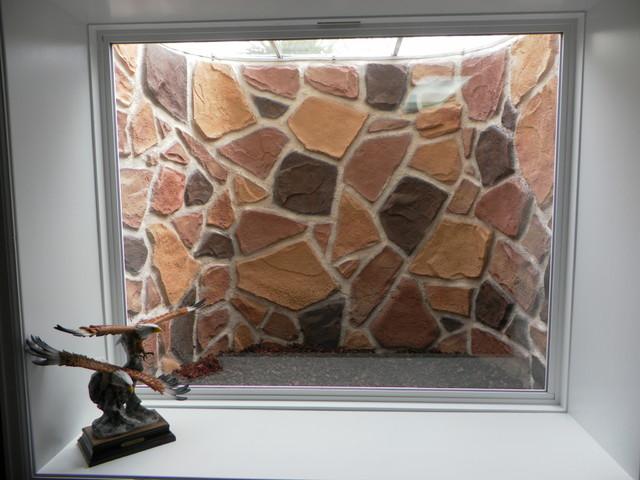 Colorado Custom Window Wells traditional-basement