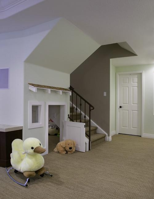 Classic basement
