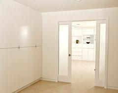 Contemporary Basement Remodel contemporary-basement