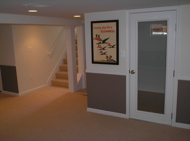 bros of arlington va basement family rooms modern basement